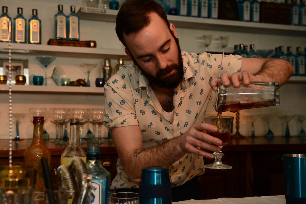 Bombay Sapphire World's Most Imaginative Bartender