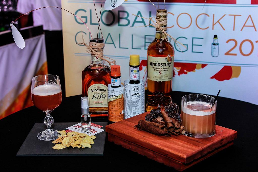 Angostura Aromatic Bitters Global Cocktail Challenge