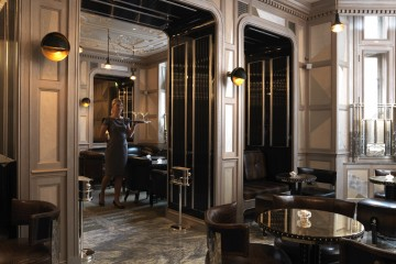 The opulent, elegant Connaught Bar