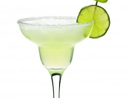 A traditional Margarita