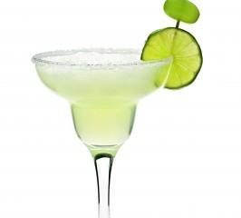 A traditional Margarita