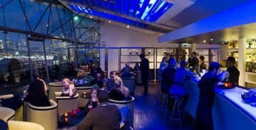 The new look Oxo Tower Bar