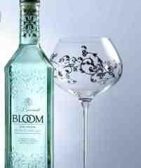 Nice and girly Bloom gin