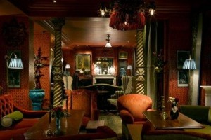 View from Zetter Townhouse bar