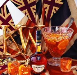Courvoisier Royal Wedding Punch