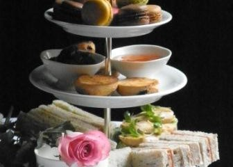 Hendrick's High Tea at Hush