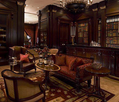 The Cocktail Lovers The Library Bar At The Lanesborough