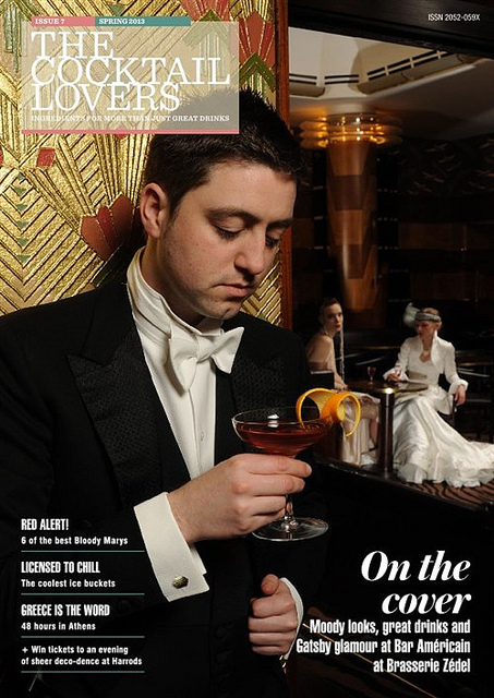 The Cocktail Lovers Magazine Issue out now in print and online