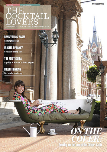 The Cocktail Lovers Magazine Issue 8