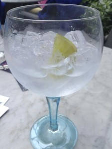 Gin's the thing