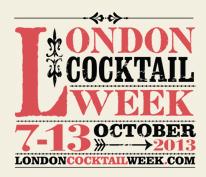 London Cocktail Week 2013