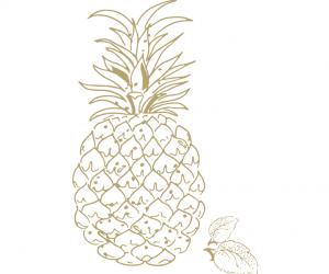 Chivas Seasonal Serves: pineapple and lapsang