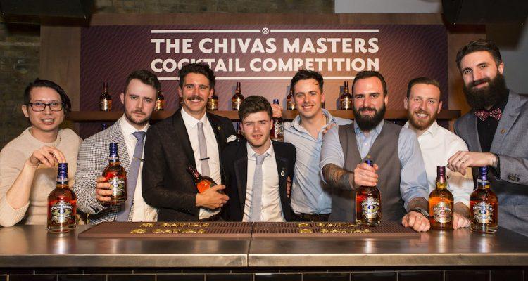 Chivas Masters UK Final Bartenders 2