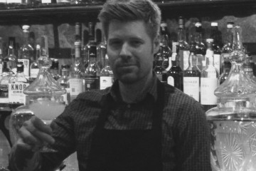 Dustin MacMillan Mark's Bar