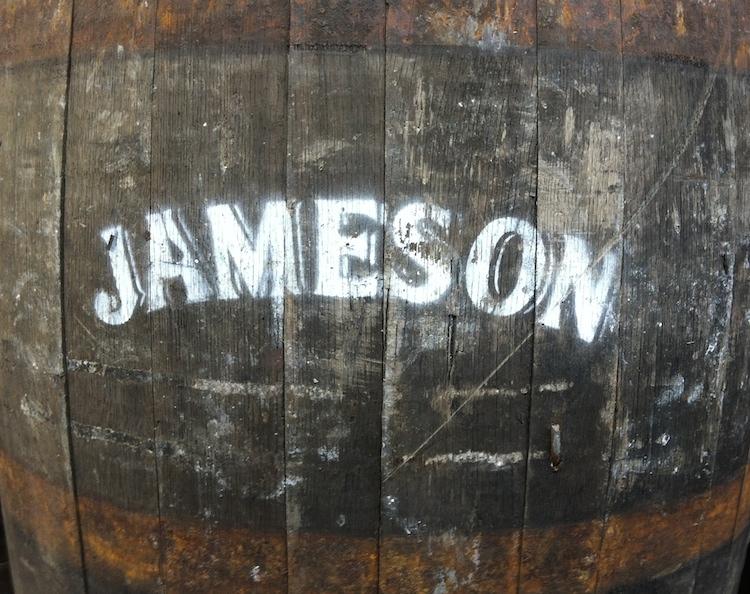 Jameson Irish Whiskey Dublin