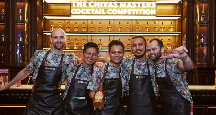 The Chivas Masters 2016 Beach Brothers