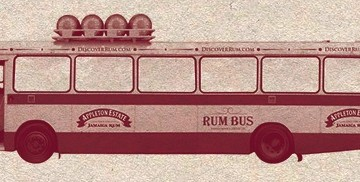 Appleton Estate Rum Bus