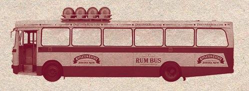 Appleton Estate Rum Bus