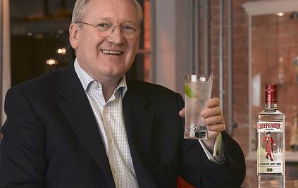Desmond Payne Beefeater Master Distiller