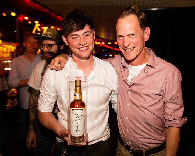 Winning ways with whisky with Compass Box The Circle
