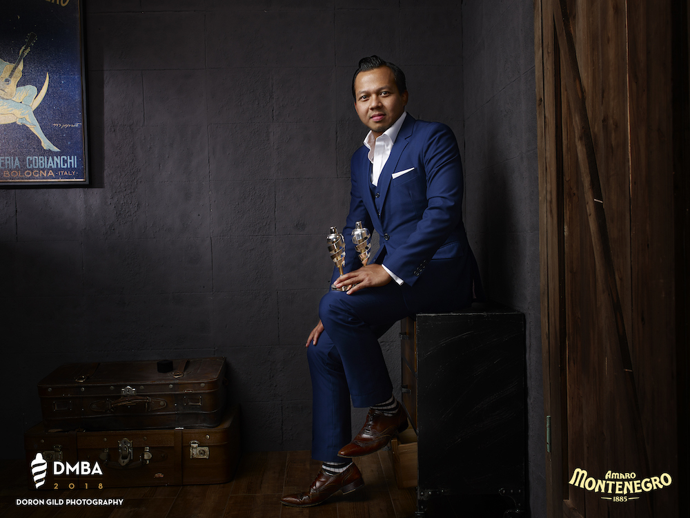 Agung Prabowo, DMBA Bartender of_the_Year (Asia) and Bar of the Year (Asia)