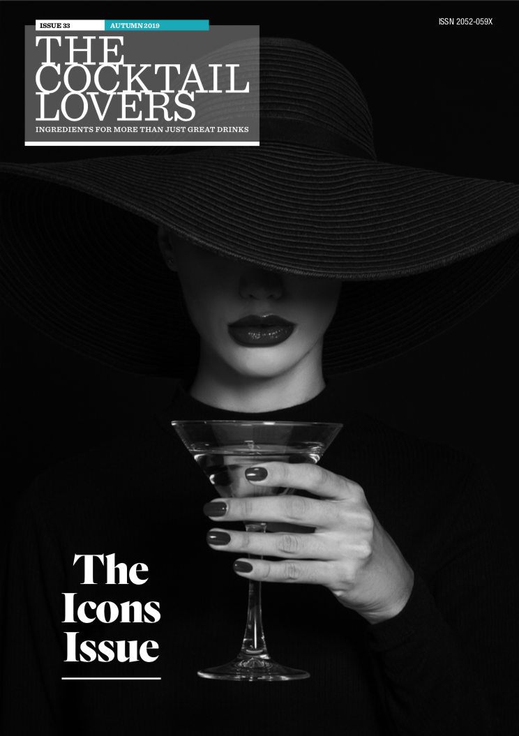 The Cocktail Lovers Magazine Issue 33