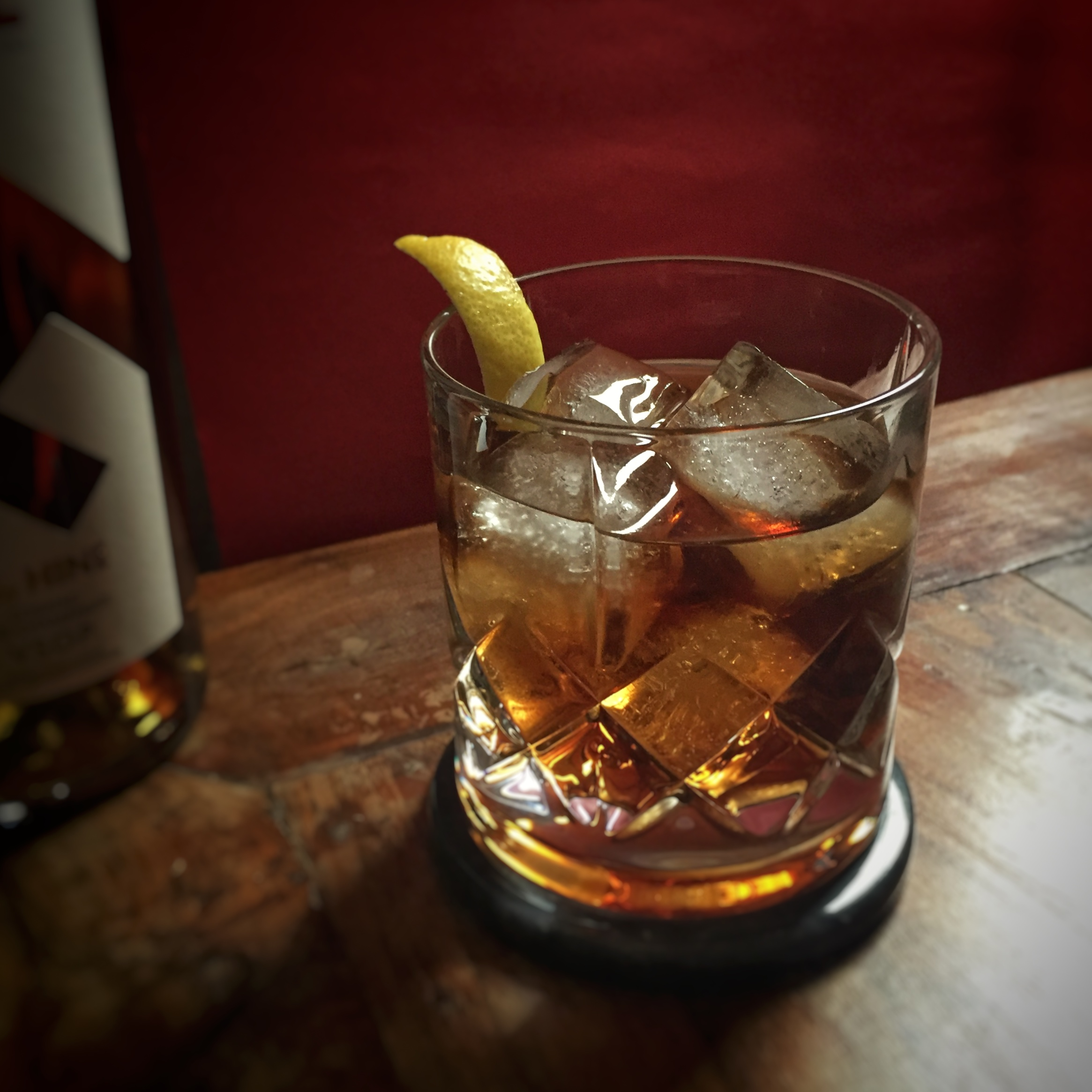 H by Hine Vieux Carre The Cocktail Lovers